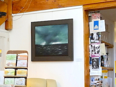 Russell Gallery: Found Ruth Molloy painting